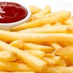 Como comer papas fritas con menos riesgo de cancer