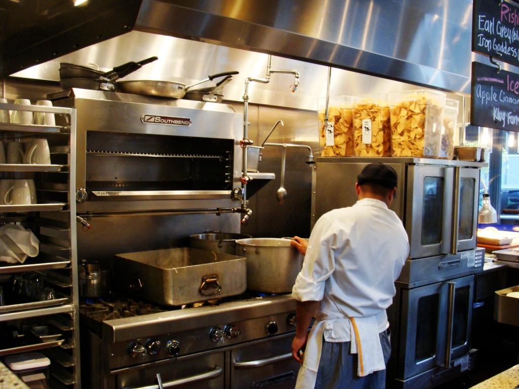 Eligiendo la cocina ideal para mi negocio - TODALACOCINA.COM