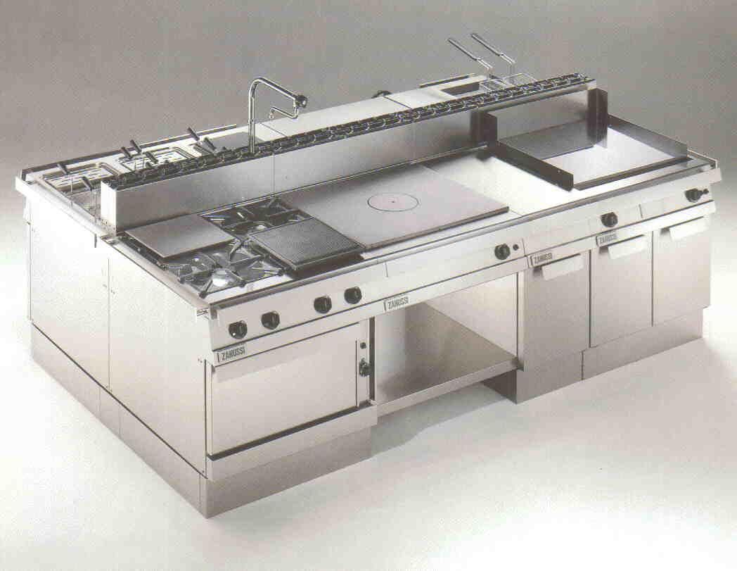 Eligiendo la cocina ideal para mi negocio todalacocina com for Cocinas industriales