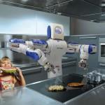 La cibercocina es una realidad en Japón con los robots cocineros