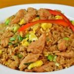 El arroz chaufa podría ser el plato de cocina oriental más barato con $0.89 por plato