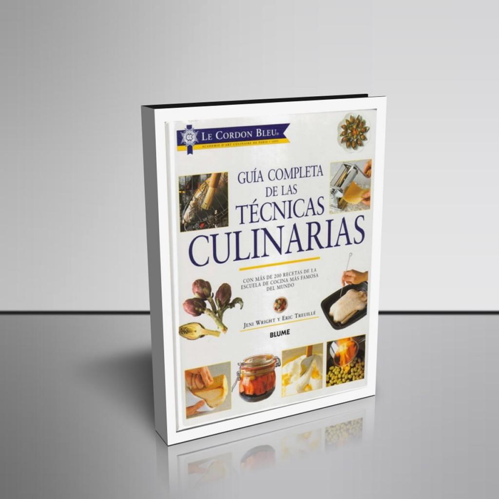 Gu a completa de t cnicas culinarias todalacocina com for Tecnicas basicas culinarias