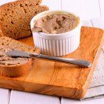 Receta de un delicioso Paté fácil y saludable