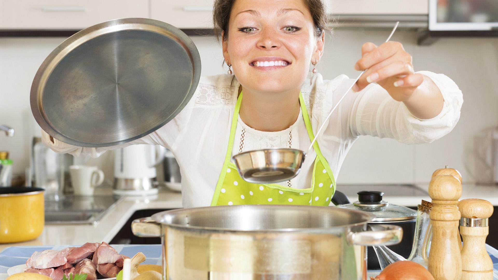 La m sica ideal para cocinar todalacocina com for Que cocinar para invitados